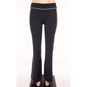 Lululemon Groove Pant Slim (Regular) Pinstripe Size 6